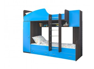 Детская кровать Прибой