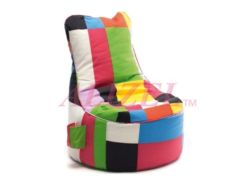 Кресло-груша Клоун