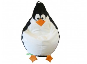 Крісло-груша Пінгвін