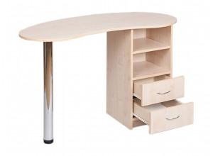 Маникюрный стол Капелька