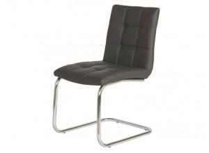 Стілець-крісло офісне Трон хром