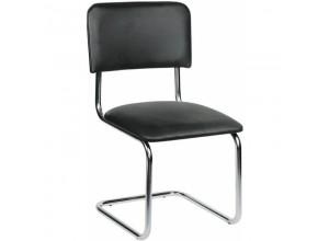 Стілець-крісло офісне Моріс хром