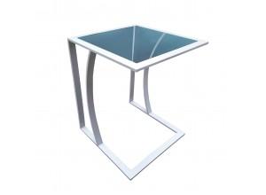 Журнальный стол Плюс (белый)